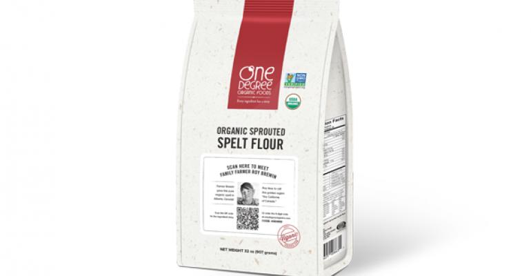 One Degree spelt flour