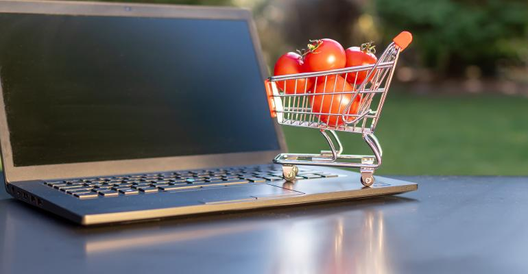 Online grocery shopping expected to increase