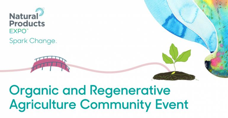 Spark Change Organic and Regenerative Agriculture Community Event