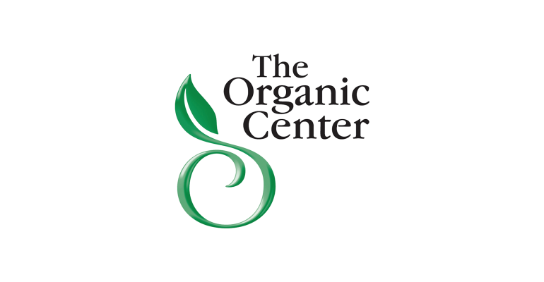 The Organic Center logo