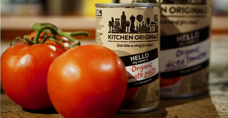 Organic Garage private label
