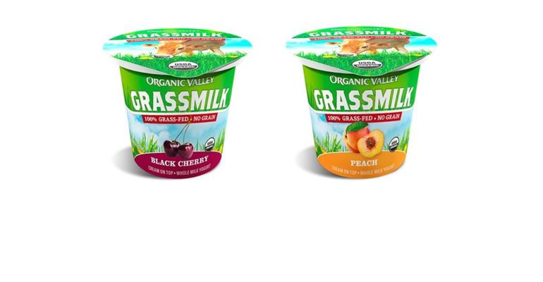 oganic valley grassfed yogurt