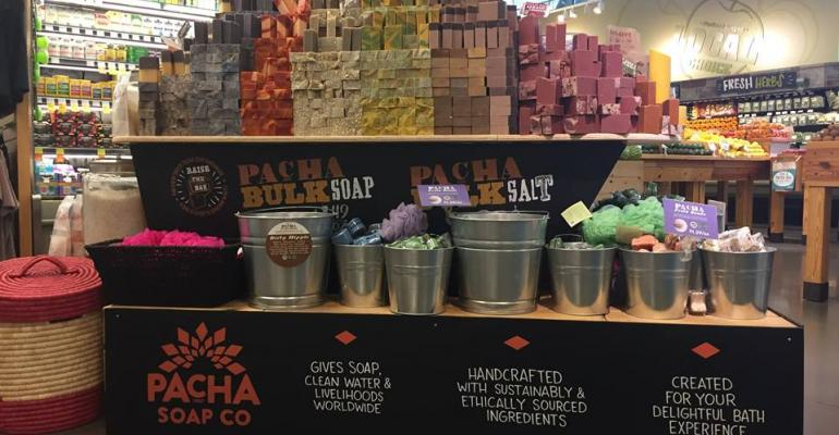 Pacha Soap Whole Foods
