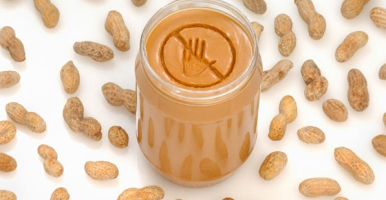peanut food allergies