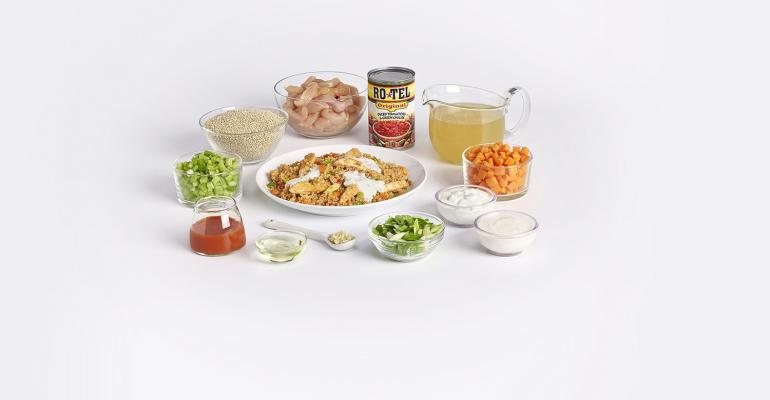 Peapod meal kit