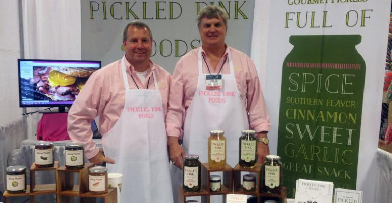 Pickled Pink Foods products