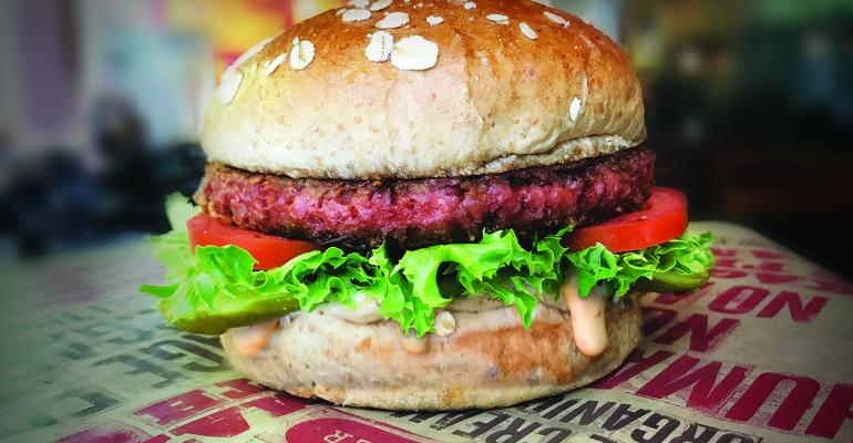 plant-based foods that are being hyped as alternatives to hamburgers and chicken are ultra-processed and not necessarily healthy
