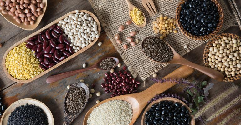 pulses are a focus of plant-based product innovation