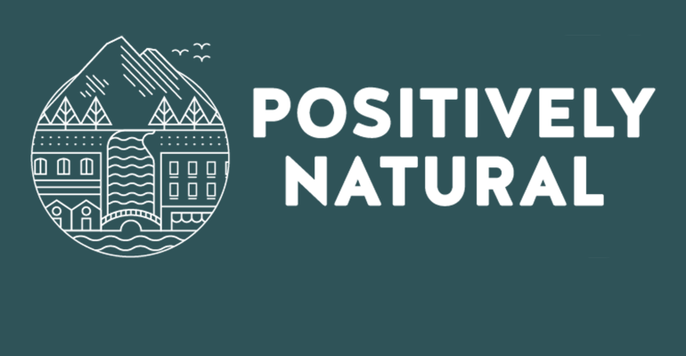 Positively Natural logo