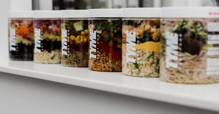prepared food trend: jars