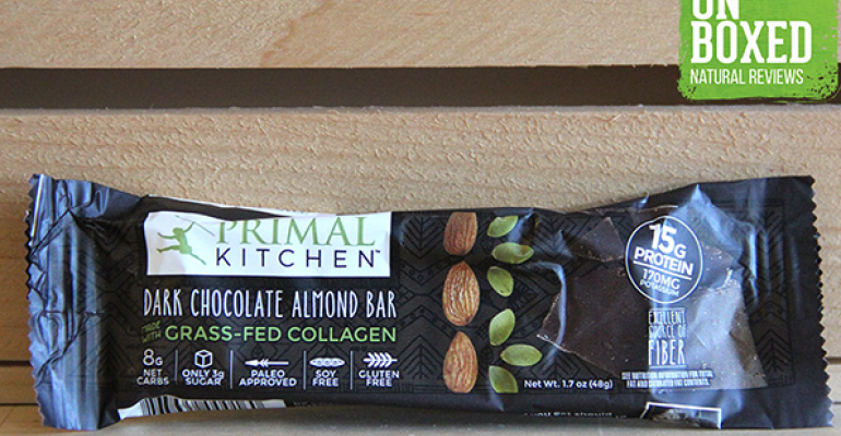 Primal Kitchen Dark Chocolate Almond Bar