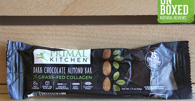 Primal Kitchen Dark Chocolate Almond Bar