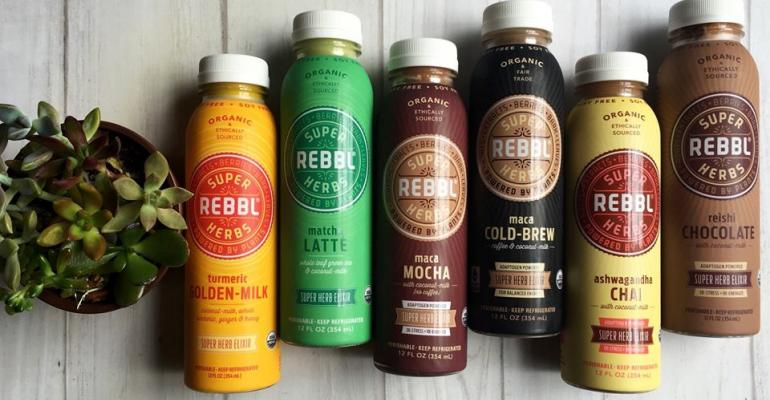 REBBL super herb elixirs