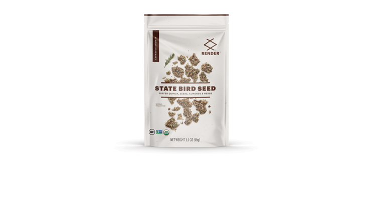 Render state bird seed