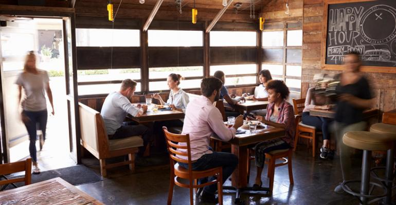 restaurant casual