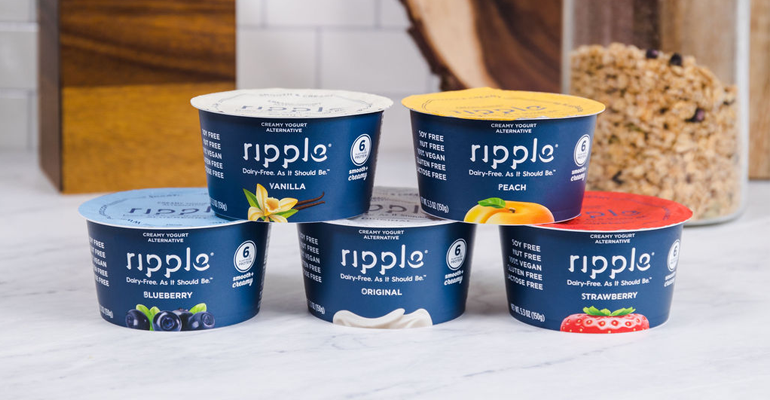 Ripple yogurts