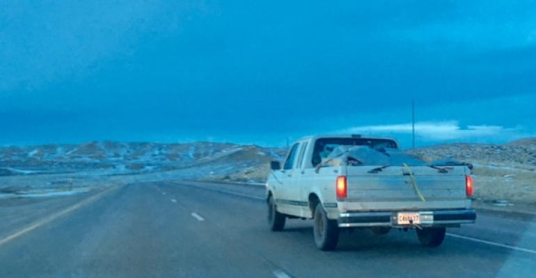 roadie truck