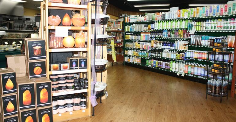 Abby's health food store