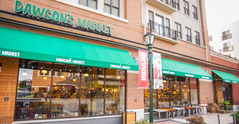 Dawson's Market natural products store