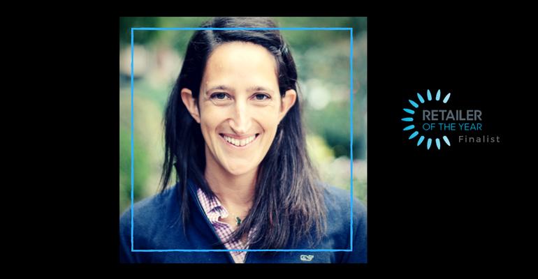 Danielle Vogel, 2018 Retailer of the Year finalist, Inspiring Retail Woman