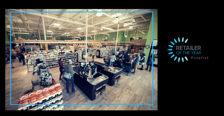 Kimberton Whole Foods, 2018 Retailer of the Year finalist, Creative New Store/Remodel