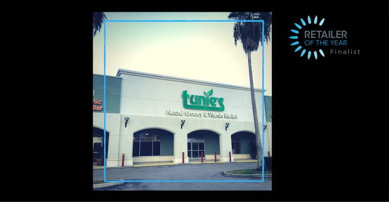 Retailer of the Year nominee Tunie's