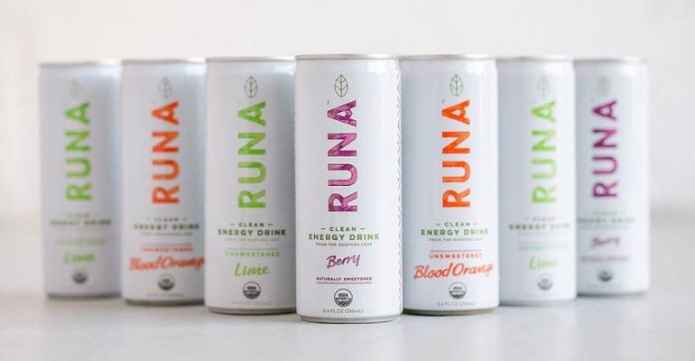 Runa energy drinks