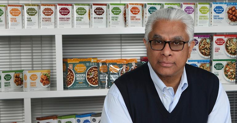 saffron road founder Adnan Durrani