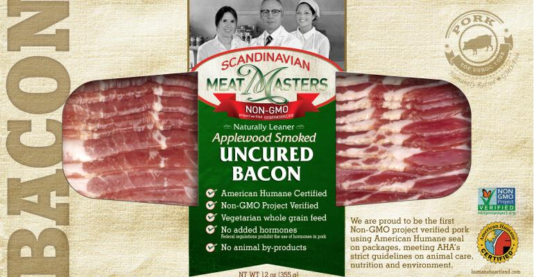 Scandinavian Meat Masters bacon