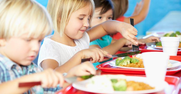 USDA changes some rules for school nutritionists