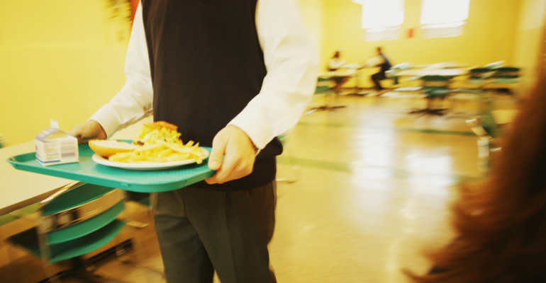 looser school lunch rules