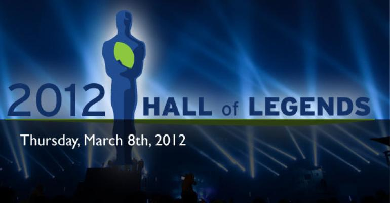 Hall of Legends 2012 honorees