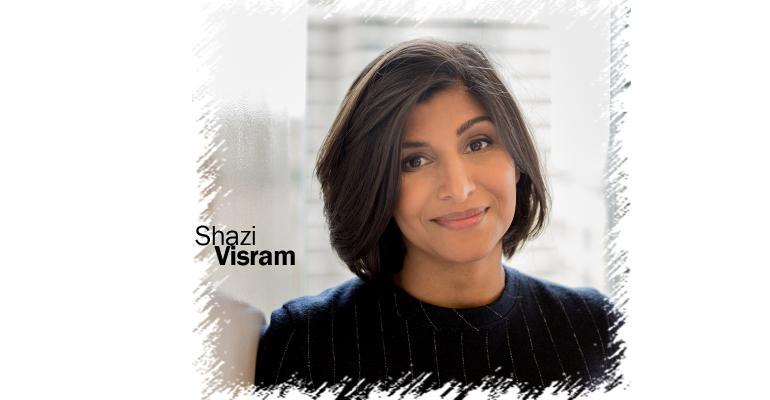 Shazi Visram Happy Family