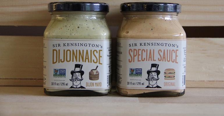 Sir Kensington's mayo special sauce