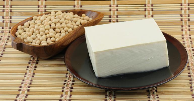 soy tofu