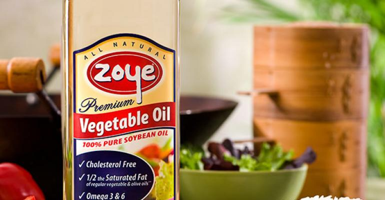 The endorsement: non-GMO and high oleic soy oil
