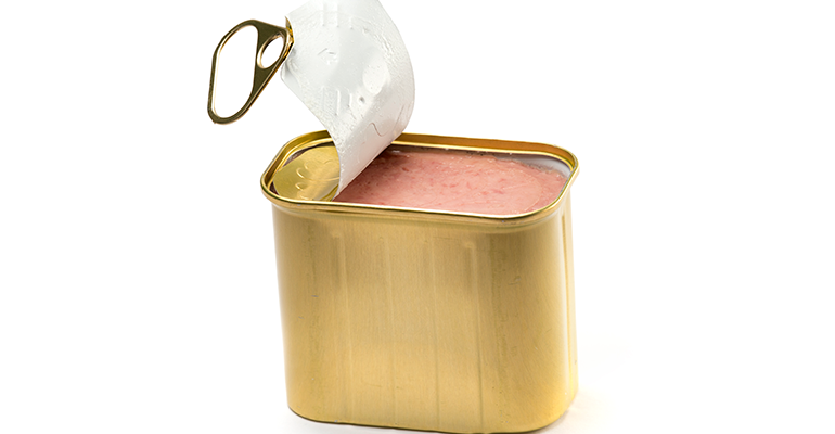 can spam meat canned