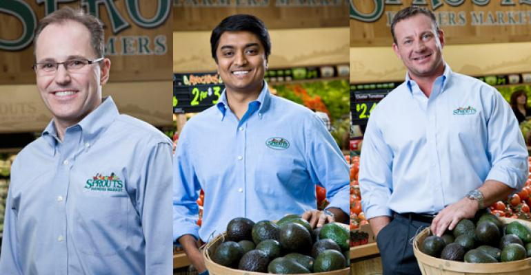 sprouts farmers market leadership transition