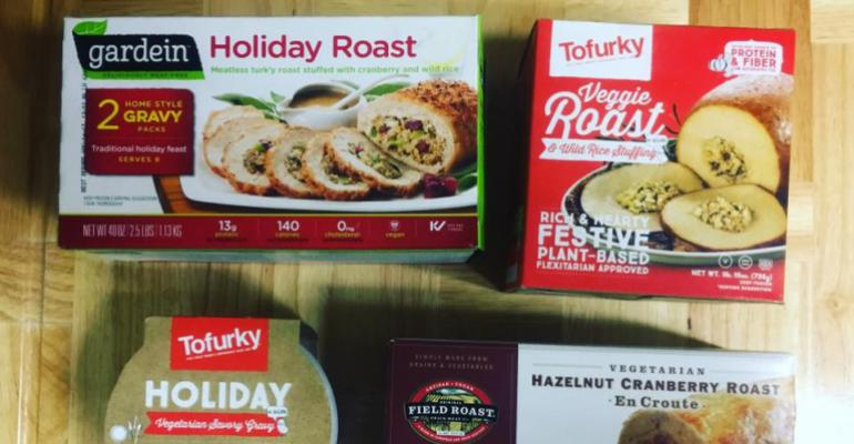 Thanksgiving natural products store