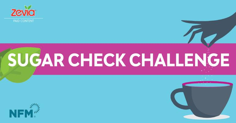 Sugar check challenge