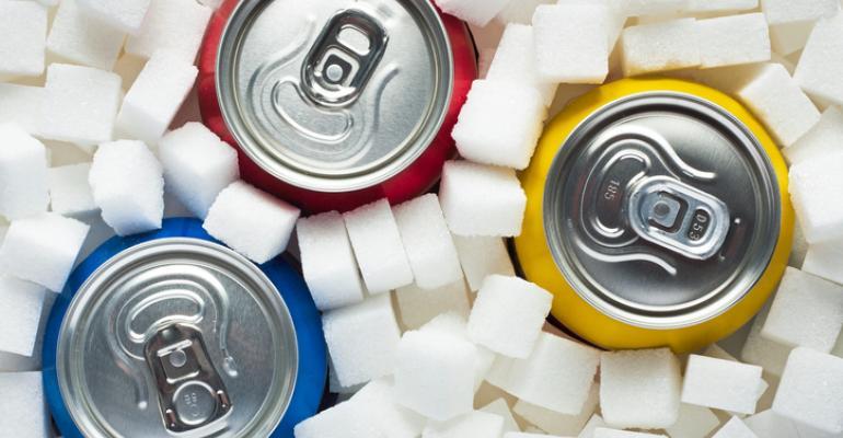 sugary drink soda