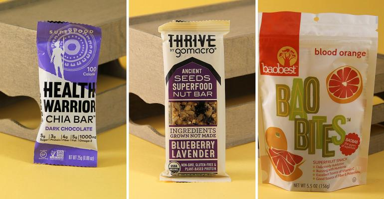 Some of the newest superfood-based products