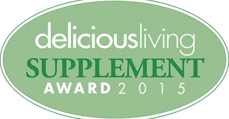 Supplement Awards 2015 logo
