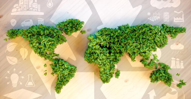 green living concept