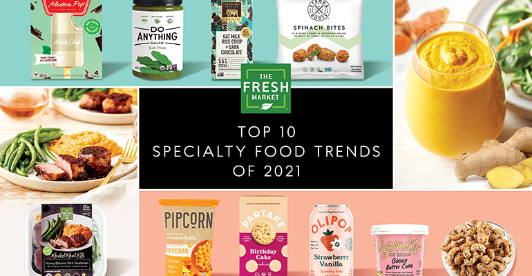 the fresh market 2021 food trends