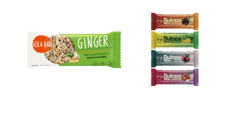 new healthy snack bars