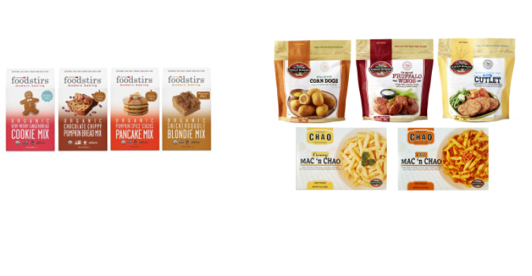 new natural products from Foodstirs, Field Roast