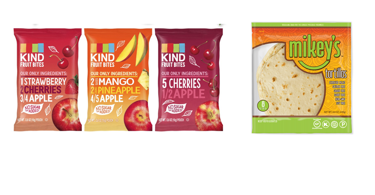 new natural products from Kind, Mikey's