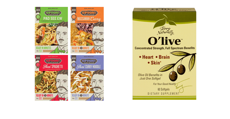 new natural product launches