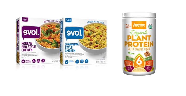 This Week Evol Foods Spices Up Freezer Aisle With 4 New Entres